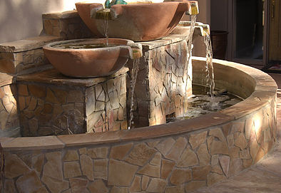 Tradwinds custom fountain designs