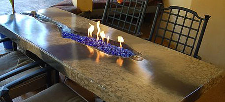 Tradewinds Custom Dining Room Table