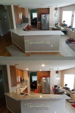 Before After Granite Houston