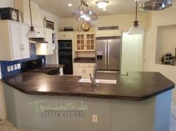 LC Concrete Countertop Houston 1