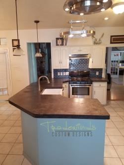 LC Concrete Countertop Houston 2