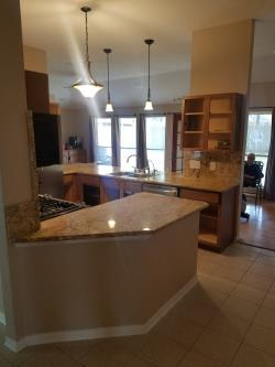 Granite Countertop After