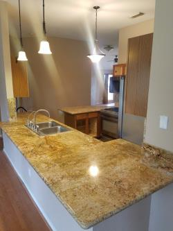 Granite Countertop With Sink