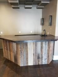 Woodlands Concrete Countertop